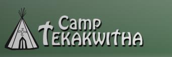 Camp Tekakwitha link
